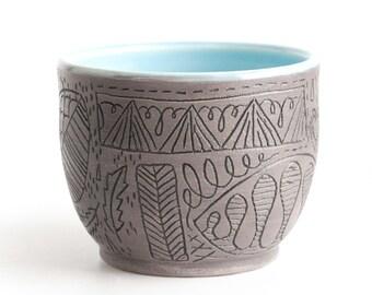 Cup - Tumbler - Grey