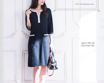Izumi Mayuko  - Simple Dresses -  Craft Book