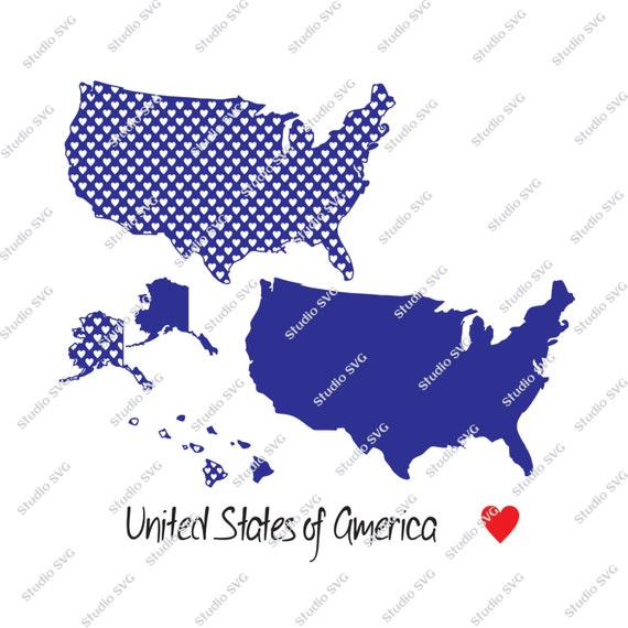 United states of america usa land of the free home of the for States with free land