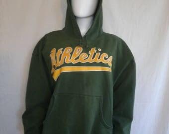 Oakland A's Athletics baseball sweatshirt Hoodie XL