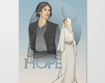 Hope Small Print (Item 03-383-AA)