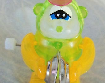 Tomy (R) Monkey with Cymbals  Wind-Up Toy