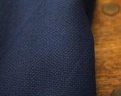 WOOL BLEND FABRIC - blue