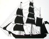 RESERVED LISTING for Pat ------- Scrimshaw Pendant Cross Pendant Ox Bone Cross Lighthouse Nautical Inspirational Religious Christian Pendant