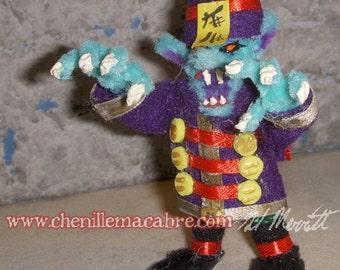 Chinese Vampire- Chenille Stem Miniature