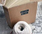 Envelope Book - Letters To You - Polaroid Photo Album