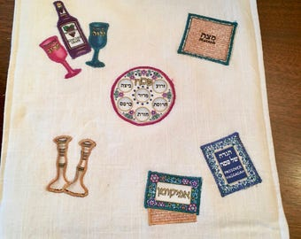 Matzah Cover for Passover  Pesach