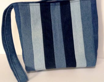 Recycleded Denim Bag