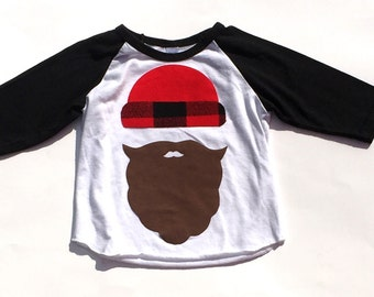 Lumberjack,Woodland ,Fabric Iron On Appliques