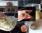 Potholder Sewing Pattern(in RUSSIAN)  This price is only for first 5 buyers!!!!