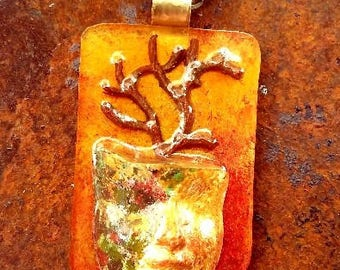 The Mother Earth Pendant