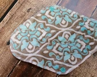 9 Inch Mar Bella Valencia  Minky Cloth Pad Regular