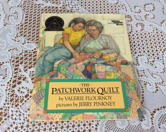 The Patchwork Quilt - Vintage Storybook