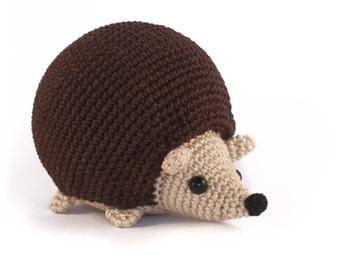 Amigurumi Pattern Hedgehog Crochet PDF