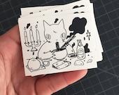 Noodle Eater Sticker