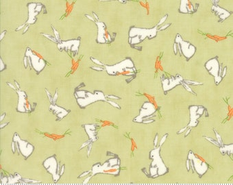 Darling Little Dickens (49001 13) Spring Bunnies by Lydia Nelson