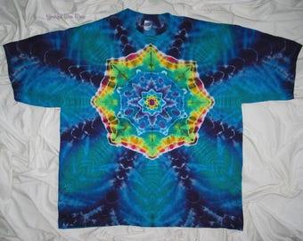tie dye shirt, 4xl gildan ultra cotton tee, mandala tie dye for men, tye dye shirt for women, grateful dan dyes, Grateful Dead tie dye shirt