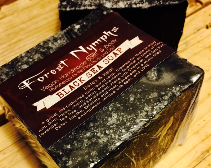 Black Sea 1lb Soap