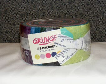 Basicgrey Moda Grunge Jelly Roll