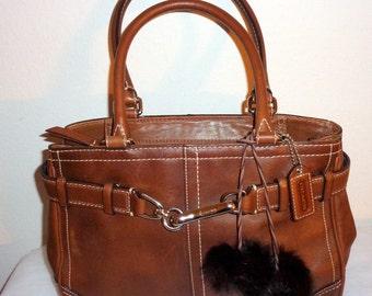 Vera Pelle Italian Glazed Leather Convertible By Bagsbabylon
