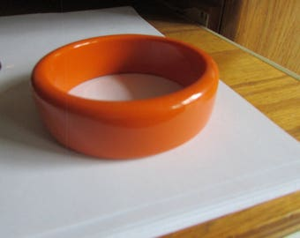 orange bangle