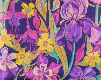 Liberty of London Tana Lawn fabric  Brightly  YARDAGE Liberty Tissu