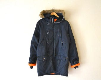 Cold Weather Arctic Parka/Flight Jacket