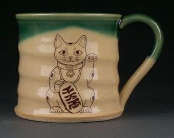Maneki-neko Mug