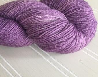 Purple Sparkle Yarn