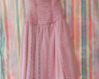 Pretty in Pink Dress  - Amazing Bridesmaid Party Sweet 16