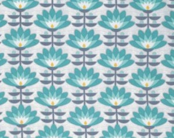 Ironing Board Cover - Deco Bloom in Mint