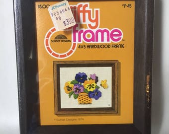 Frame for Crewel Embroidery Kit