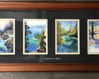 Lake Tahoe Four Seasons