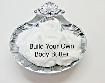Whipped Body Butter, Goat Milk, Shea, and Cocoa Butter, 4 Oz., 35 Fragrances to Choose From