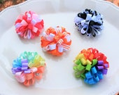SALE Puff Ribbon Bows