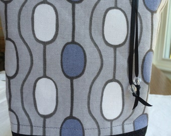 Zipper purse/ Toiletry Bag