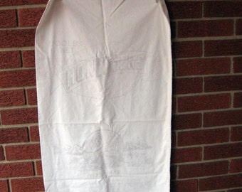Honeggers - Manamar - Forrest, Illinois feedsack sack