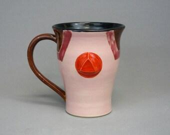 Garnet Mug: Crystal Gem Inspired Steven Universe Ceramic Coffee Mug