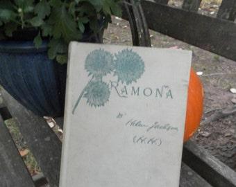 RAMONA by Helen Jackson 1928 vintage classic