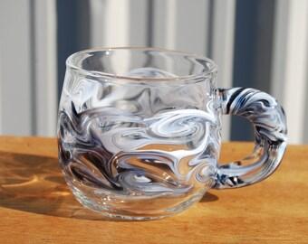 Handblown Glass Tea Cups