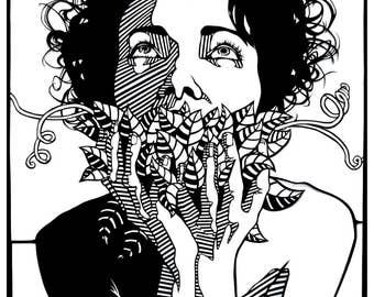 Rhapsody - Giclée Fine Art Print