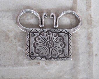 Hill Tribe Silver Spirit Lock Pendant