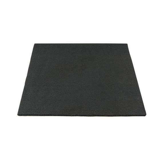 High Temp Felt Welding Splatter Guard Pad Black 1 8