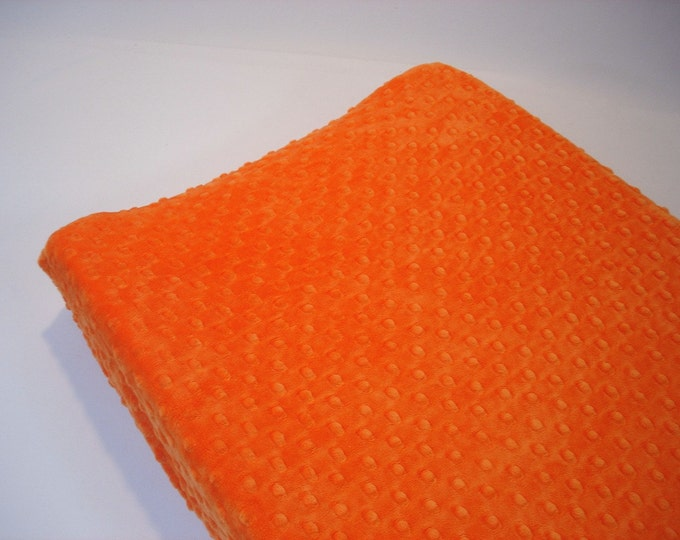 Changing Pad Cover Orange Citrus