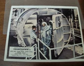 1968 movie countdown lobby card