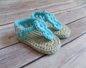 Baby Sandals, Baby Shoes, Summer Baby Flip Flops, Newborn