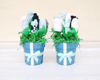 Baby Shower Ideas, Baby Shower Decorations Boy, Baby Boy Shower Centerpieces, Baby Shower Centerpiece Set, Baby Table Decoration