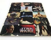 Original Trilogy Star Wars Stickers, Fun Gift for Kids, Princess Leia, R2-D2, Millennium Falcon, X-Wing, Darth Vader