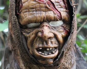 Scabs - Halloween / Horror custom mask