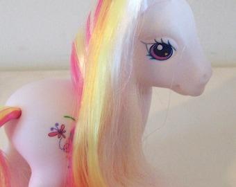 My Little Pony Silly Sunshine Super Long Hair NM Near Mint Hasbro MLP Rare HTF